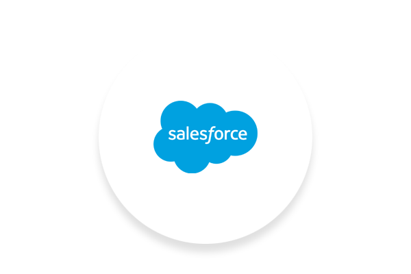 Integration with Salesforce